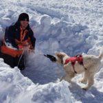 Schume Erwin mit Snowy