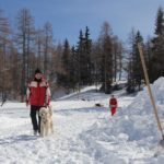 Christian Sixt mit Snowy